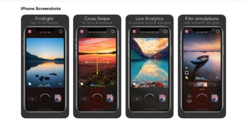 Firstlight app gives you realtime control over iPhone camera