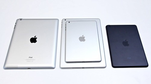 Incredibly, The iPad Mini 2 And iPad 5 Will Have Exactly The Same Thickness [Video]