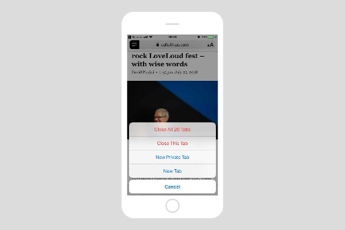 How to close all Safari tabs at once on iPhone and iPad