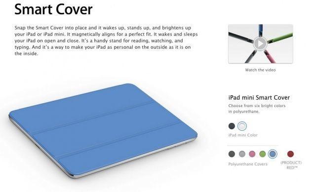 iPad Mini Smart Cover Will Cost $39