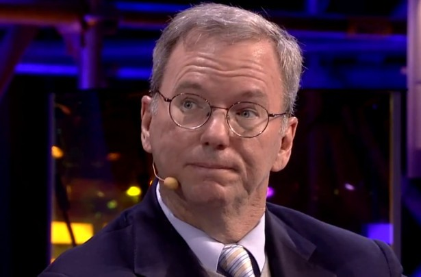 Eric Schmidt: Changing From iPhone To Android Is Like Going From PC To Mac
