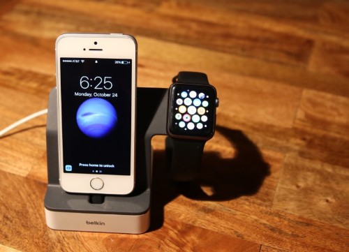 Say goodbye to cable hell with PowerHouse charging dock for Apple Watch and iPhone [Reviews]