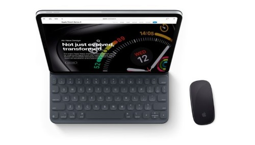 Brilliant concept imagines iPad with Magic Mouse support