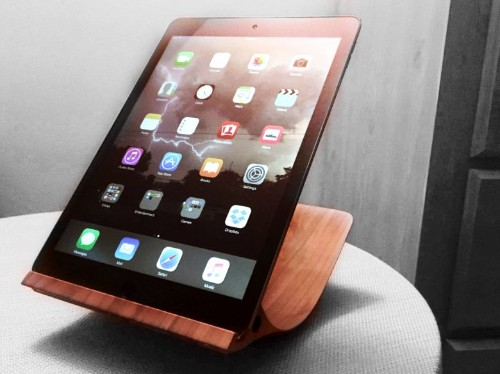 Strikingly simple Yohann iPad stand works all the angles [Reviews]
