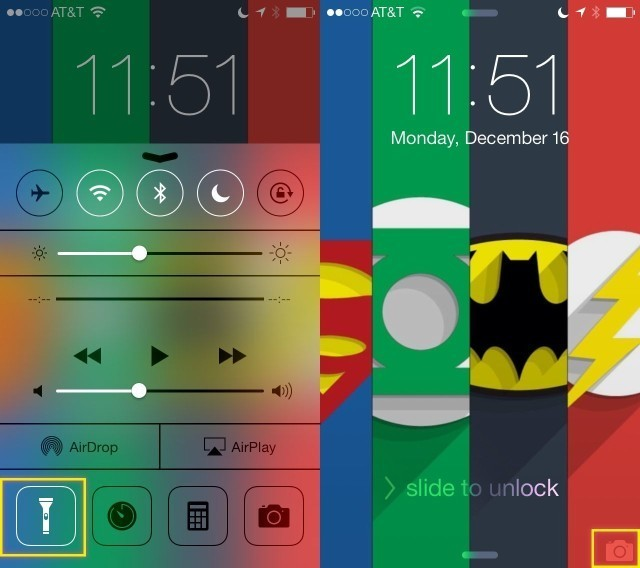 Turn Off That iPhone Flashlight Without Even Using The Control Center [iOS Tips]
