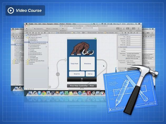 Get The Competitive Advantage With The Xcode Fundamentals iOS7 Course [Deals]
