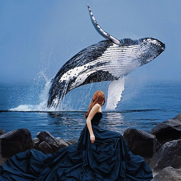 Meet the artist who creates surreal masterpieces with his iPhone