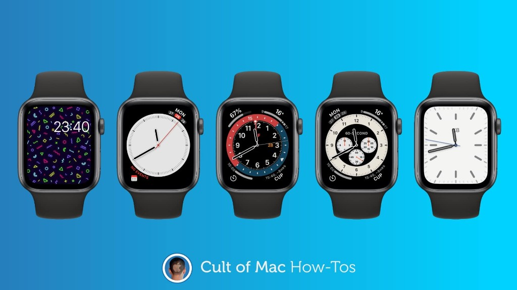 How to share and download Apple Watch faces in watchOS 7