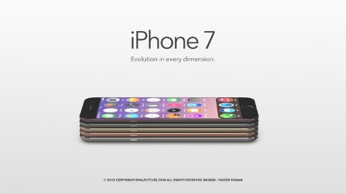 7th heaven: iPhone 7 concept is everything you're wishing for
