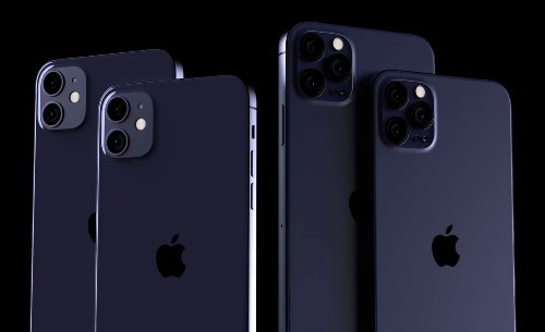2020 iPhone could swap midnight green for beautiful navy blue