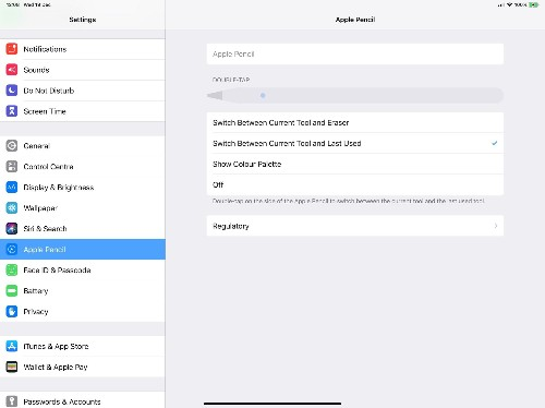 Change these two settings as soon as you buy an Apple Pencil