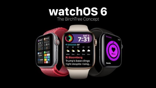 Brilliant watchOS 6 concept gives Apple Watch the love it deserves