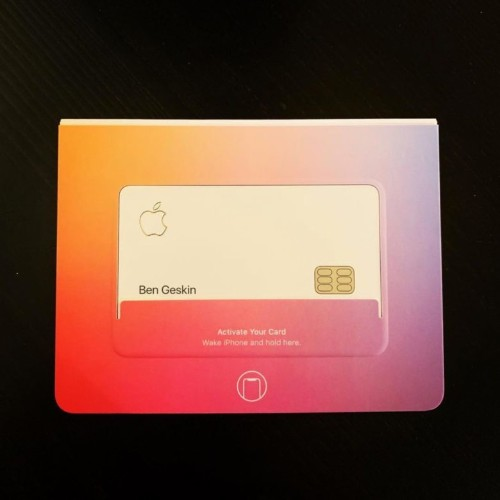 Photos show Apple Card packaging ahead of summer launch