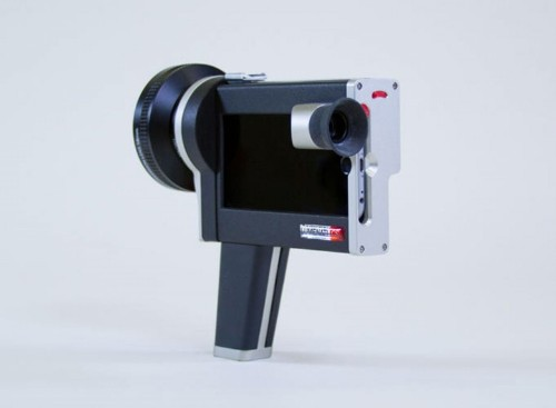 Turn your iPhone into a Super 8 camera