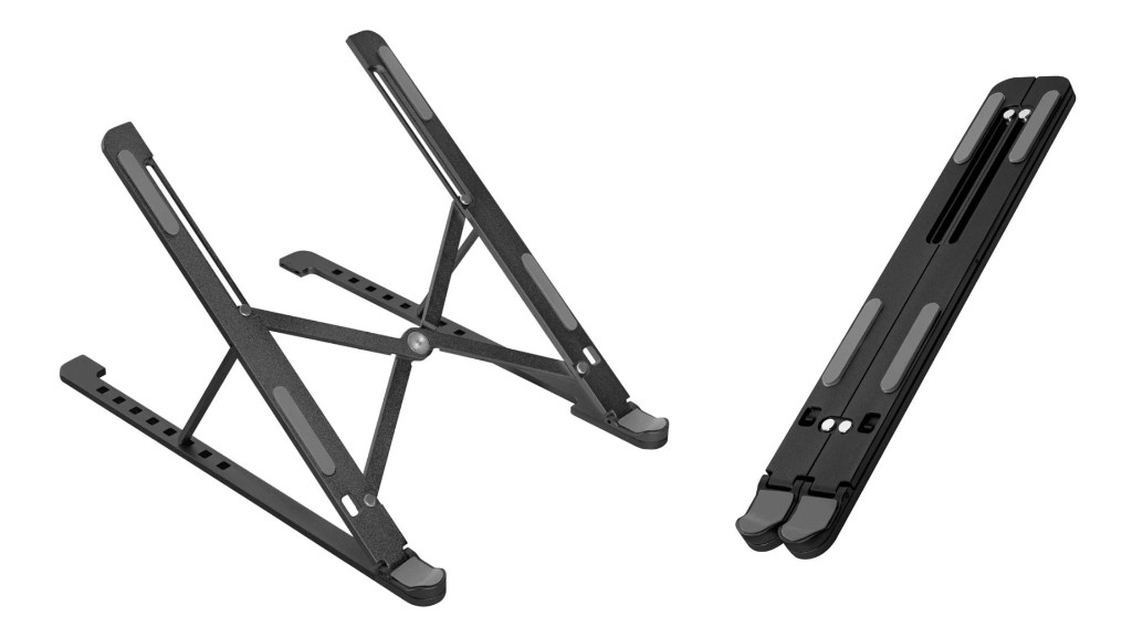 Versatile, folding stand makes MacBook and iPad office-ready | Cult of Mac