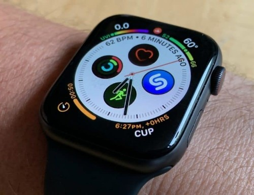 Apple Watch gets 7 new complications in watchOS 5.1.1