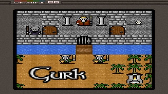 Gurk III Is A No Nonsense RPG That Won't Spoil You With Fancy Animations [Review]