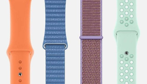 Step into spring with brand new Apple Watch bands