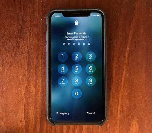 Watch for password phishing if your iPhone gets stolen