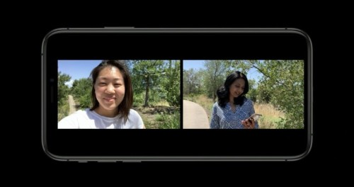 iOS 13 brings multi-cam capture to latest iPhones and iPads