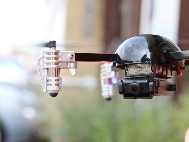 The Micro Drone 2.0 With An Aerial Camera: Fly And Spy In The Sky [Deals]