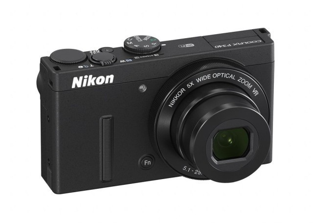 Nikon P340 With Wi-Fi And Utilitarian Style