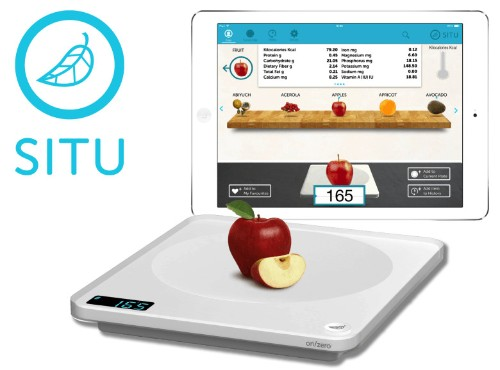 iPad-compatible smart scale gets a tasty new update
