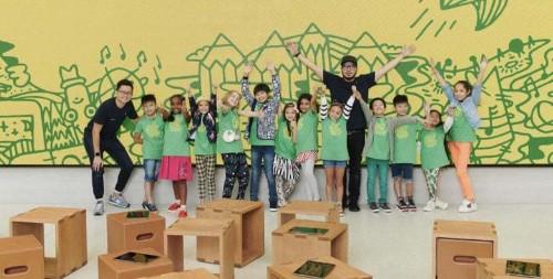 Registrations open up for Apple's kids camp
