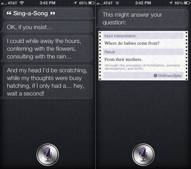 Funny things to ask Siri, from jokes to Easter eggs [iOS Tips]