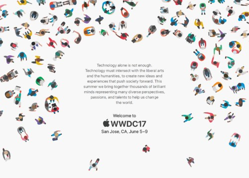 WWDC 2017 kicks off June 5 in San Jose