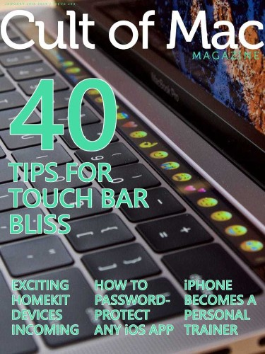 40 reasons to love the MacBook Pro's Touch Bar [Cult of Mac Magazine No. 280]