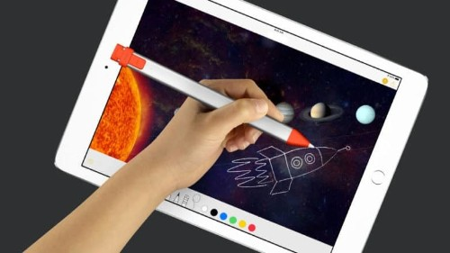 New iPads support cheaper Apple Pencil alternative