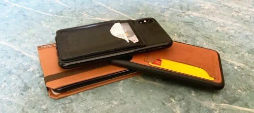 These handsome leather iPhone cases replace your wallet [Review]
