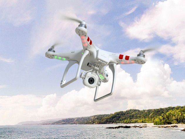 Capture stunning aerial HD video with the DJI Phantom FC40 [Deals]