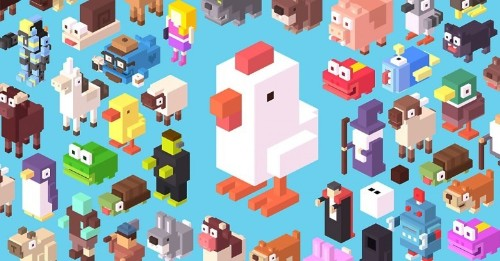 How Crossy Road developers made $10 million in 90 days