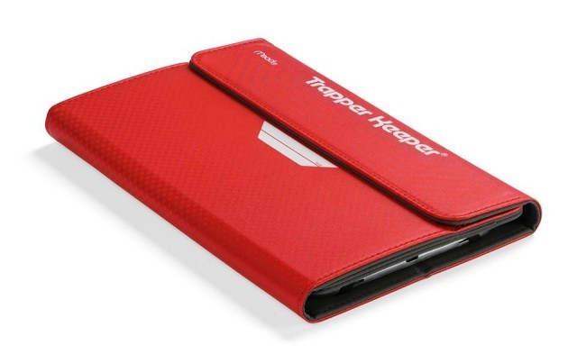 The best idea in the frickin' universe is now a reality: Trapper Keeper iPad cases