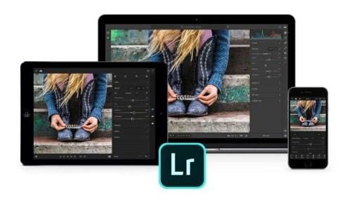 Adobe Lightroom plays nice with new iPad Pro and Apple Pencil