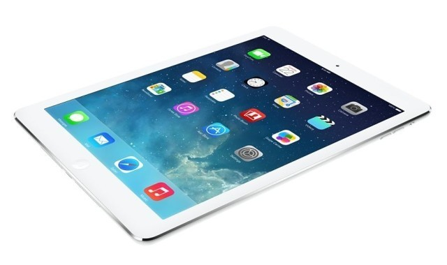 iPad Air Adoption Rate 5x That Of iPad 4 After Opening Weekend
