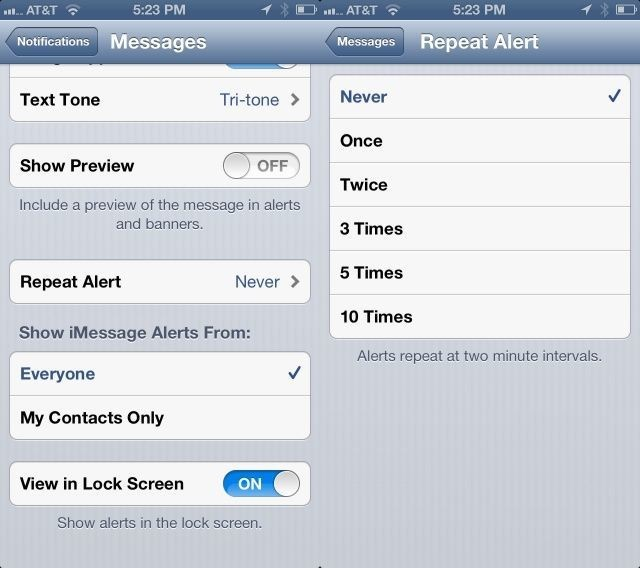 Mastering iMessages On Your iPhone: Skip The Multiple Alerts [iOS Tips]