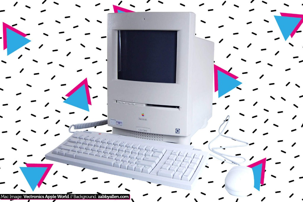 Today in Apple history: Macintosh Color Classic II ships   Cult of Mac