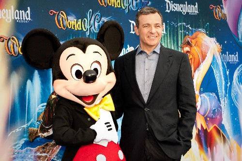 Bob Iger: Apple and Disney might have merged if Steve Jobs were alive
