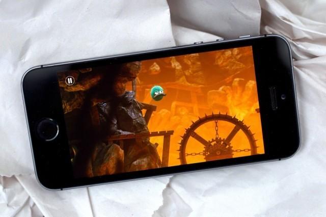 5 inventive iOS games that wowed Leo's Fortune designer