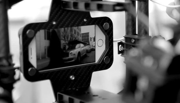 Bentley celebrates excellence by shooting its latest ad with iPhone 6