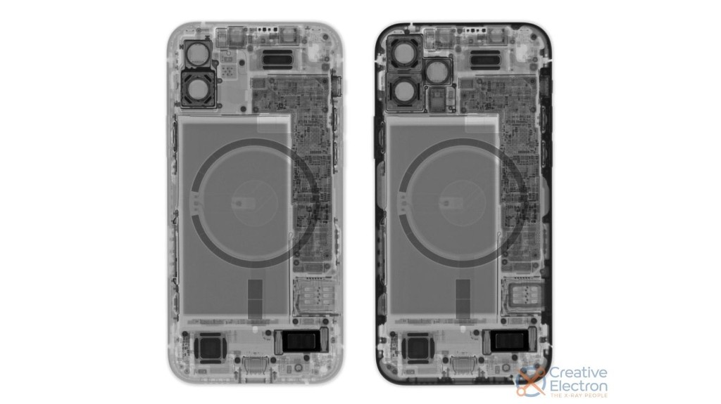 iPhone 12 and iPhone 12 Pro teardown reveals smaller battery