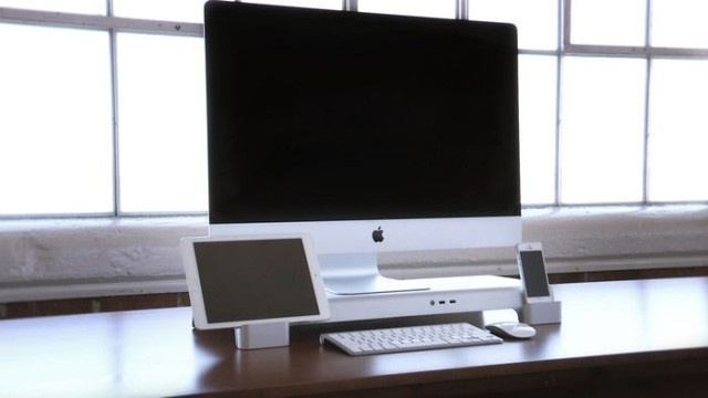 Uniti wants to be the ultimate stand for all your Apple devices