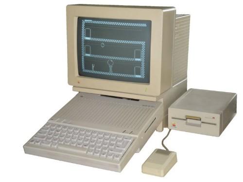 Today in Apple history: The final Apple II model arrives