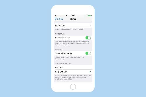 How to make iOS 11 share JPGs instead of HEIC photos