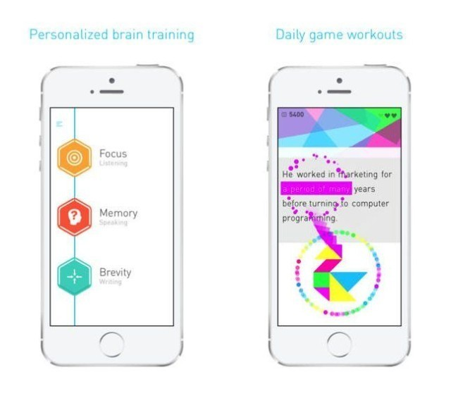 Apple promotes personalized learning with new brain training app