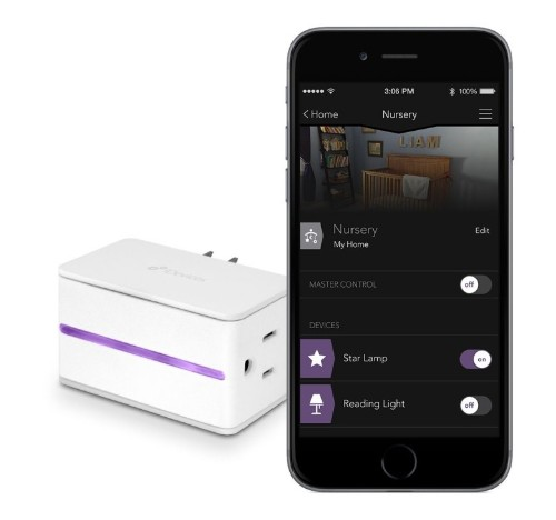 iDevices' HomeKit-compatible Switch lets Siri light up your house