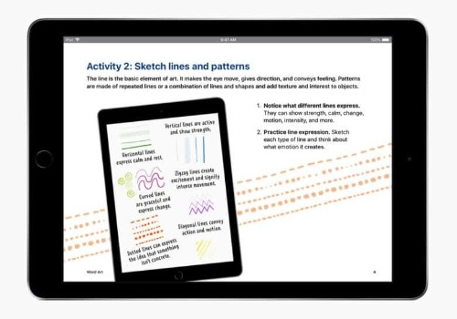 Apple's 'Everyone Can Create' iPad curriculum now available for free